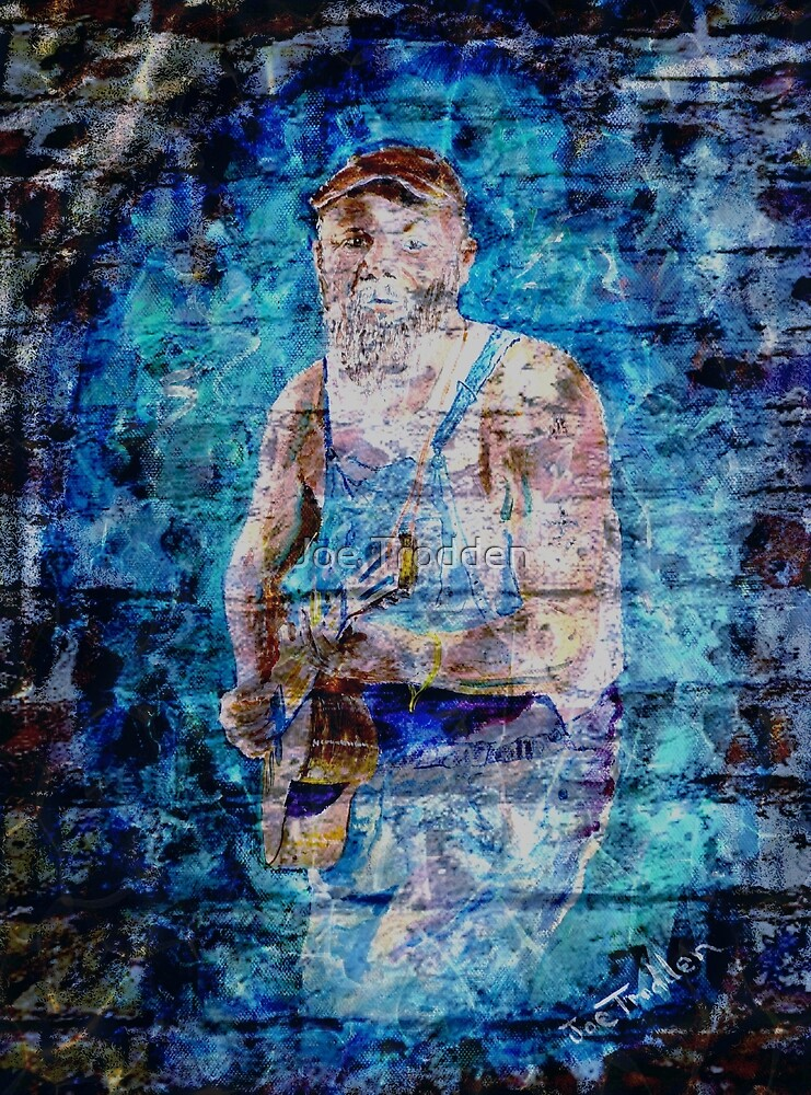 Seasick Steve (2) by Joe Trodden