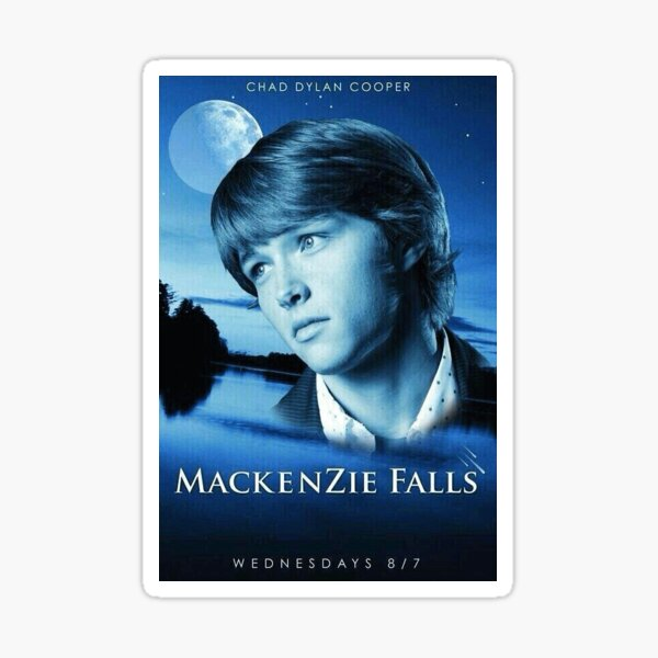 Mackenzie Falls Sonny With A Chance Sticker