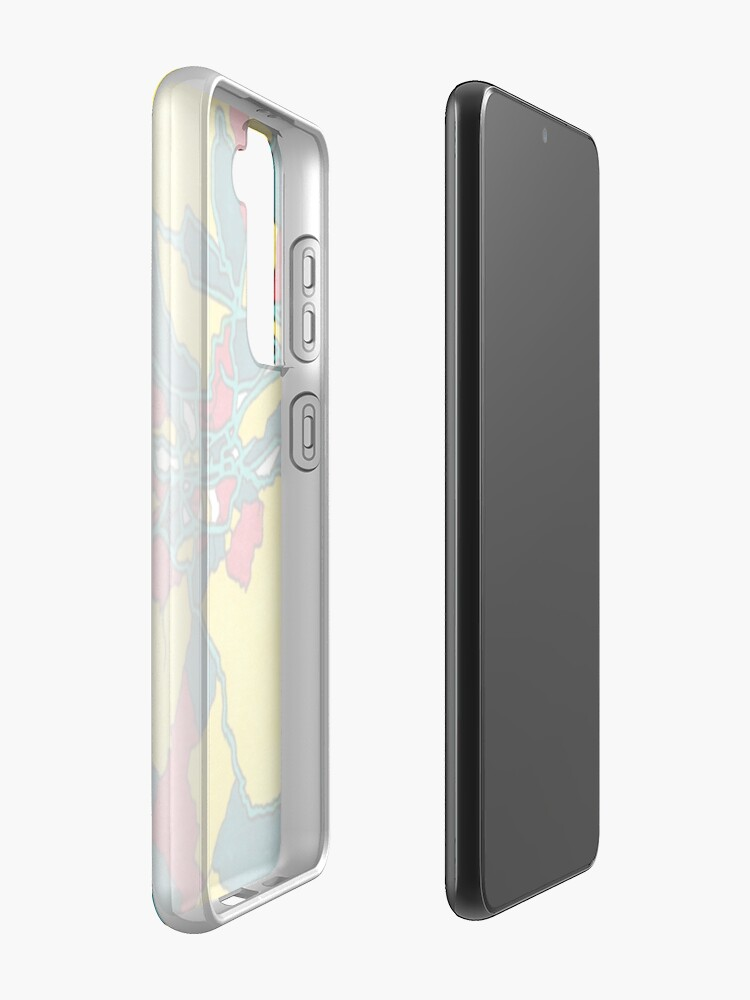Alternate view of San Jose, Costa Rica Case & Skin for Samsung Galaxy