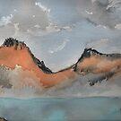 Cradel Mt. Tasmania by eyepaint