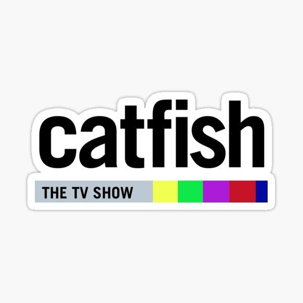 Catfish Logo Sticker