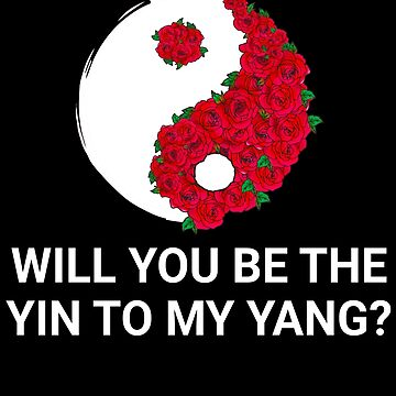 Yin and Yang Valentines by adjua