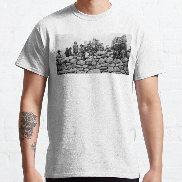 Tawlula T-Shirts, #tawlula, #towlula, #standing, #people, #adult, #military, #portrait, #uniform Classic T-Shirt