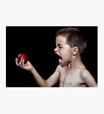Healthy Eating! Photographic Print