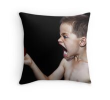 Healthy Eating! Throw Pillow