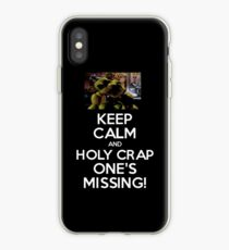 Five Nights at Freddy's: One's Missing! iPhone Case
