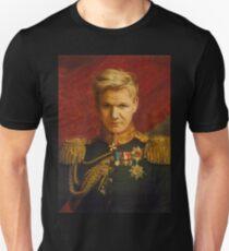Gordon Ramsay Portrait Slim Fit T-Shirt