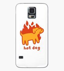 Hot Dog Case/Skin for Samsung Galaxy