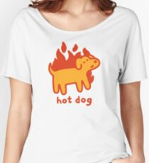 Hot Dog Relaxed Fit T-Shirt