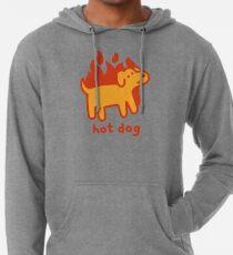 Hot Dog Lightweight Hoodie