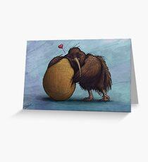 Kiwi's Greeting Card