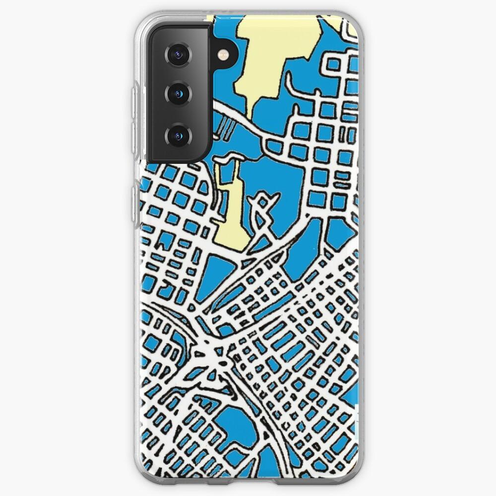 Guatemala City, Guatemala Case & Skin for Samsung Galaxy