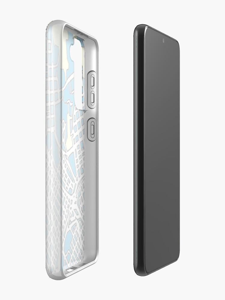 Alternate view of Guatemala City, Guatemala Case & Skin for Samsung Galaxy