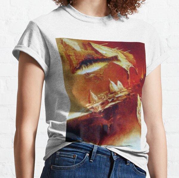 Tawlula T-Shirts, #modern #art, #painting, #art, #decoration, #oldfashioned, #retro, #clothing, #colors, #imagination Classic T-Shirt