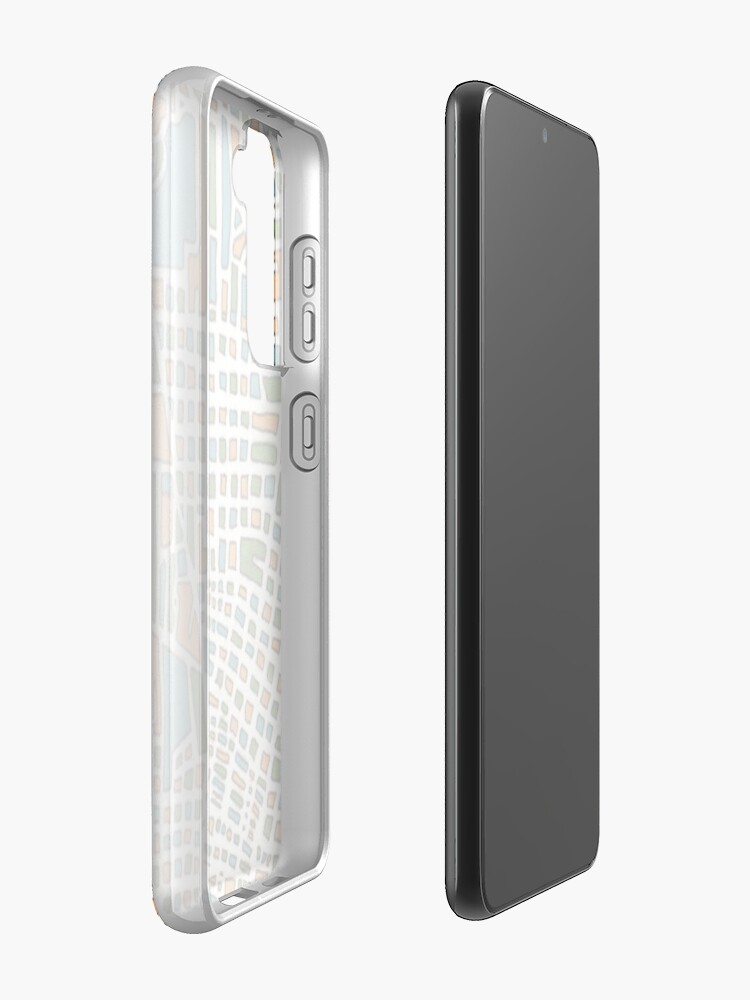 Alternate view of Tampico, Mexico Case & Skin for Samsung Galaxy