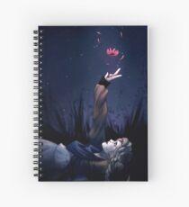 Star Gazer Spiral Notebook