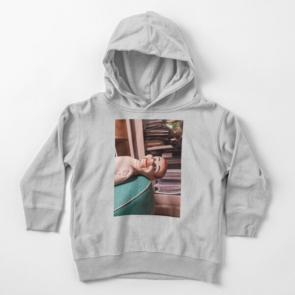 Chuckies in Love  - photography by Avril Thomas Toddler Pullover Hoodie