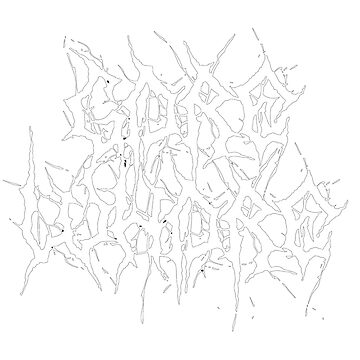 Gore Whore (death metal font) by pinkbloodshop