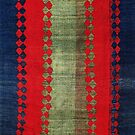 Azeri Shadda  Antique Azerbaijan South Caucasus Plainweave by Vicky Brago-Mitchell