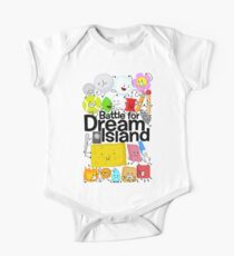 BFDI Poster White Short Sleeve Baby One-Piece