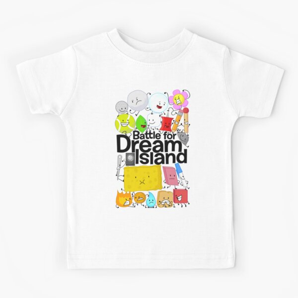 BFDI Poster White Kids T-Shirt
