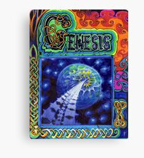 Genesis cover Canvas Print