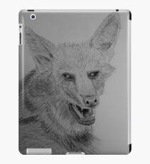 Maned Wolf iPad Case/Skin