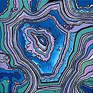 Agate Art No.11 by Susan A Wilson