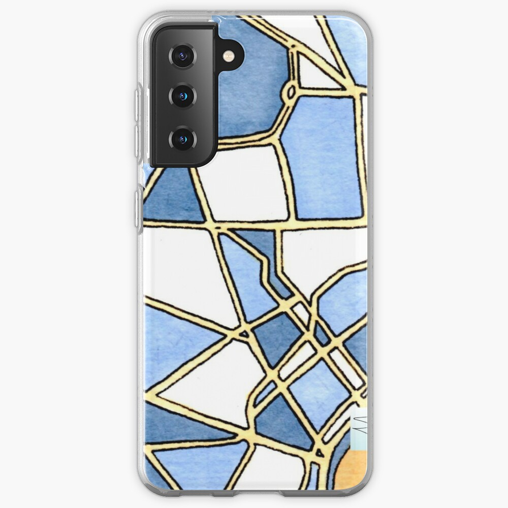 Montevideo, Uruguay Case & Skin for Samsung Galaxy