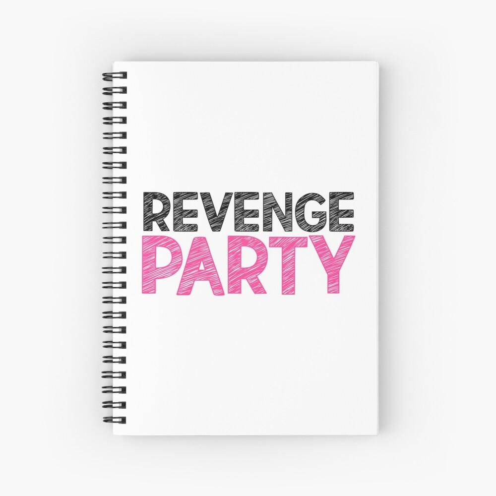 Mean Girls: Revenge Party Cuaderno de espiral