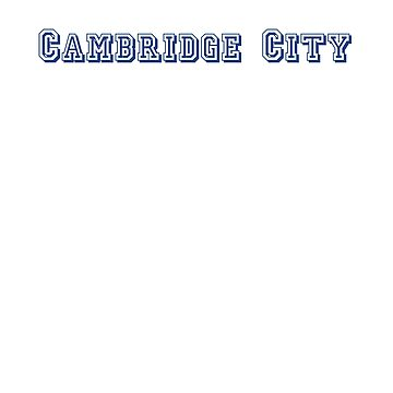 Cambridge City by CreativeTs