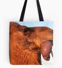 The Camel's Tongue Tote Bag