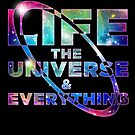 Life the Universe and Everything by Magmata