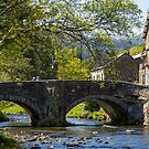 Beddgelert Bridge by Geoff Carpenter