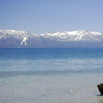 Lake Tahoe California by EdmondHoggeJr