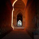 Stupa Arch by Reglyons