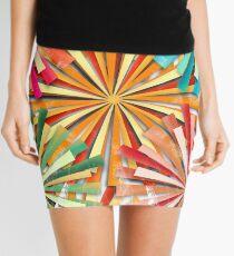 Flower Power Mini Skirt