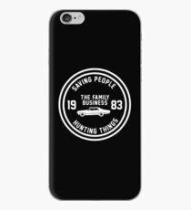 Supernatural - The Family Business iPhone Case