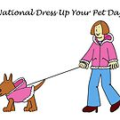 National Dress Up Your Pet Day - January 14th by KateTaylor