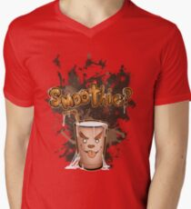 Smoothie? Mens V-Neck T-Shirt