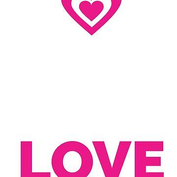 One True Love by litteposterco