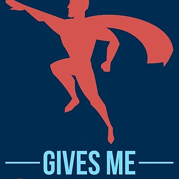 Chemo Gives Me Superpowers - Cancer Fighting Gift by yeoys