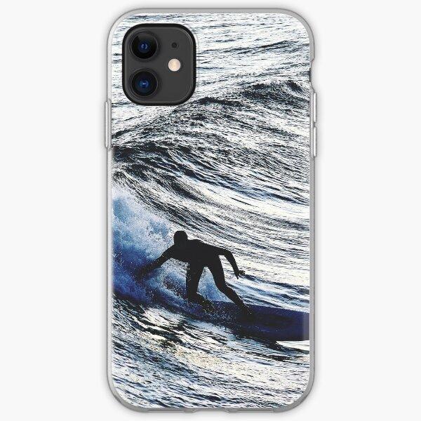 Lone Rider iPhone Soft Case