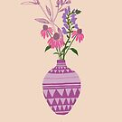 My Love – Floral by Caroline Wilkie Studio