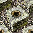 Unique Stone Pattern (Design 15) by hutofdesigns
