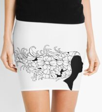 Just Add Colour - Natural Beauty Mini Skirt