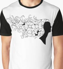 Just Add Colour - Natural Beauty Graphic T-Shirt