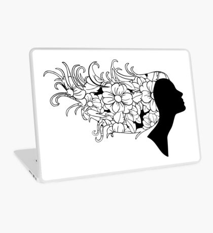 Just Add Colour - Natural Beauty Laptop Skin