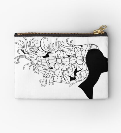 Just Add Colour - Natural Beauty Studio Pouch