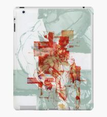 Metal Gear Solid - Tactical Espionage Action iPad Case/Skin